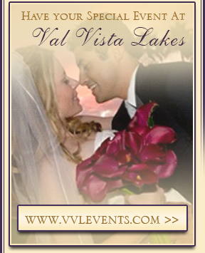 Val Vista Lakes Events